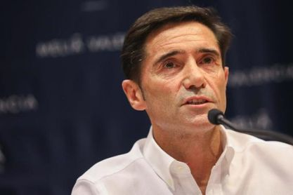 Marcelino confirma tres importantes bajas y ensalza al Betis