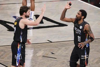 129-134. Ante los Pelicans, Irving y Harris salvan a los diezmados Nets
