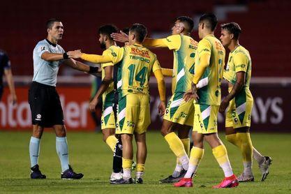 1-1. El campeón de la Copa Sudamericana debuta con empate en Quito