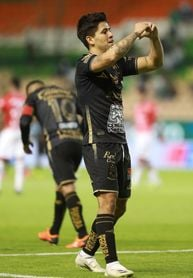 El chileno Dávila cree que debe mejorar para ser referente del León