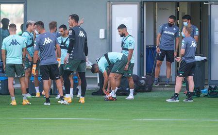 El Betis mira ya al Real Madrid, sin Fekir y escaso tiempo para recuperarse del esfuerzo