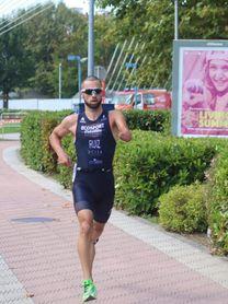 """Jairo Ruiz: """"Me motiva normalizar la discapacidad a través del triatlón"""""""