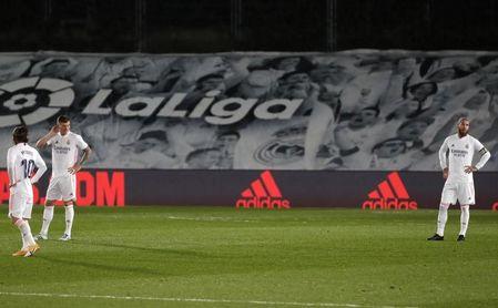El Real Madrid sigue sin recuperar efectivos y Zidane prepara la visita del Betis con siete bajas