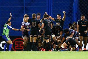 Jaguares XV no piensa en las semifinales y busca crecer partido a partido