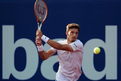 Carreño remonta ante Schwartzman y se batirá con Nadal en semifinales