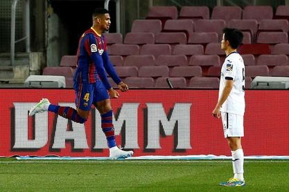 """Ronald Araujo: """"Hay que tener más concentración en la jugada del penalti"""""""