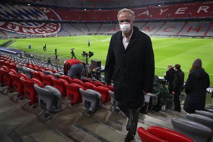 """Rummenigge: """"No puedo imaginar que la Superliga exista algún día"""""""