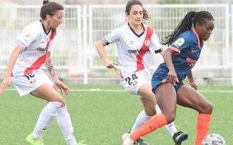 Rayo Vallecano 3-2 Sevilla FC: El Femenino se viene de Vallecas sin premio