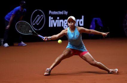 Barty, Svitolina y Halep, en semifinales