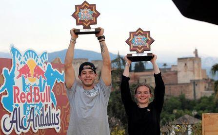 El mexicano Xabia Rodríguez y la francesa Lilou Ruel, ganadores en Granada
