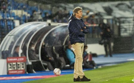 "Pellegrini: ""Son empates importantes que nos dejan sabor a poco"""
