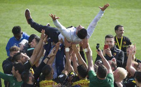 El exbético Xisco Muñoz devuelve al Watford a la Premier.