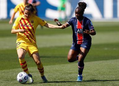 1-1. El Barça logra un valioso empate ante el PSG y sueña con la final de Goteborg