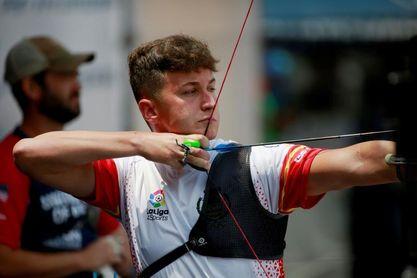 El español Daniel Castro gana la plata en tiro con arco recurvo en Guatemala