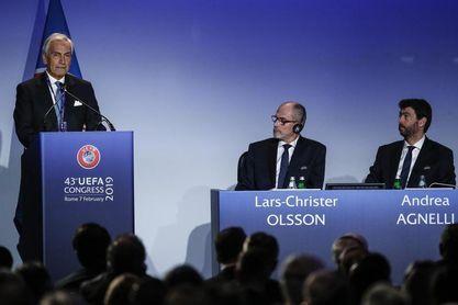 La FIGC excluirá de la Serie A a los clubes que participen en la Superliga