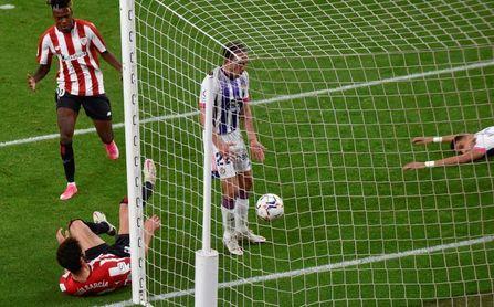 2-2. El Valladolid sale del descenso y evapora el sueño europeo del Athletic