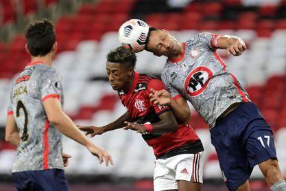 4-1. De Arrascaeta y 'Gabigol' mantienen al Flamengo líder del grupo G