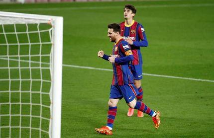 Buena predisposición de Messi para continuar en el Barcelona, según TV3