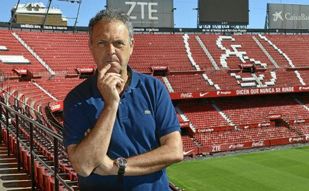 """Los motivos de Caparrós para un Sevilla con """"muchas posibilidades de ser campeón de Liga""""."""
