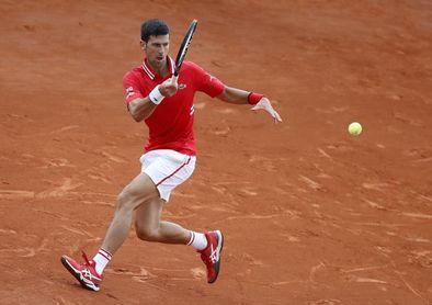 Djokovic no jugará en Madrid, aunque sí en Roma