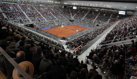 El tenis, anticipo de un regreso de público a los estadios aún sin acuerdo