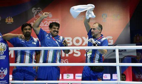 El boxeo indio busca hacer historia en Tokio con un entrenador argentino