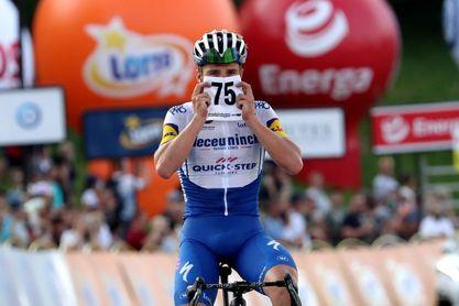 Evenepoel no irá al Giro para ganar, sino a ayudar a Joao Almeida