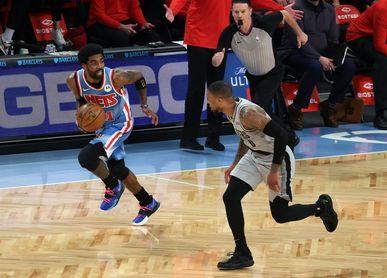 109-128. El poder ofensivo de Lillard y la defensa le dan victoria a los Trail Blazer sobre los Nets