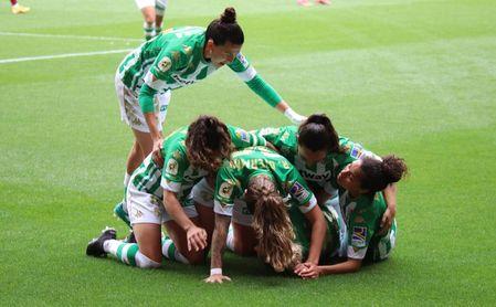 0-1. El Betis Féminas duerme fuera del descenso tras sumar un valiosísimo triunfo en Logroño