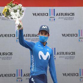 Héctor Carretero gana la 2ª etapa y Nairo Quintana se mantiene líder