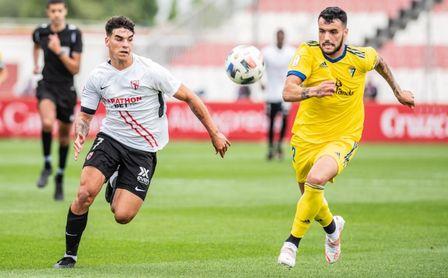 Tamaraceite-Sevilla Atlético: día, hora y televisión.