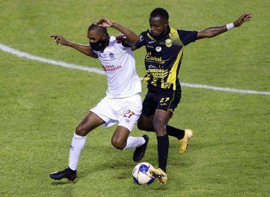 0-0. Real España y Olimpia empatan en la ida de final de grupos en Honduras