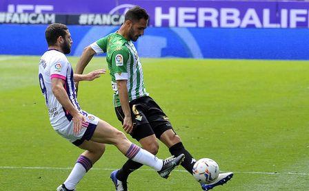 """Víctor Ruiz: """"Sabe a poco, pero es un partido menos y un punto más"""""""