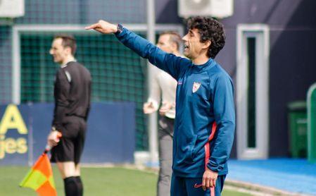 Tamareceite 1-1 Sevilla At.: El filial sigue dependiendo de sí mismo para conseguir el ascenso