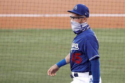 16-4. Pollock y Beaty pegan sendos grand slams para los Dodgers que apalean a los Cerveceros