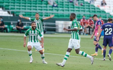 El Betis, Fekir y William Carvalho ven el cielo abierto