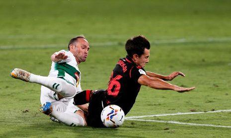 El Elche nunca ha ganado en San Sebastián a la Real en Primera