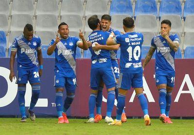 Olmedo y Guayaquil City empatan en la Liga Pro de Ecuador, que domina Emelec