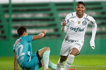 1-2. Palmeiras se venga de la Recopa y lidera el grupo A de la Libertadores con puntuación ideal