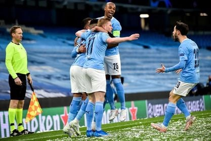 2-0. El City de Guardiola aterriza en su primera final de la Champions