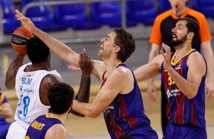 79-53. El Barça imprime el billete a la Final a Cuatro con una exhibición