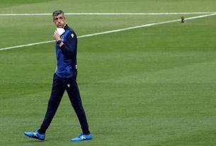 Alguacil cree que será necesario ´ganar 3 partidos´ para ir a la Liga Europa