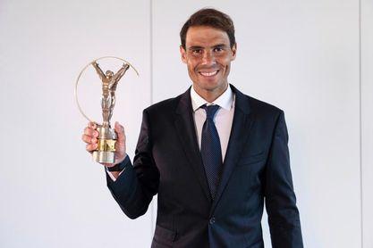 Nadal, Osaka y el Bayern Múnich, entre los ganadores de los Laureus 2021