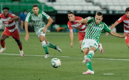 Dónde ver por TV y online el Betis-Granada: fecha y horario