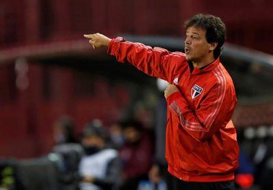 El brasileño Fernando Diniz, nuevo entrenador del Santos