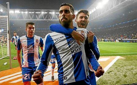 Borja Iglesias manda un cariñoso mensaje al Espanyol