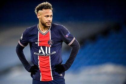 Neymar firmará este sábado su renovación hasta 2026, según L'Equipe