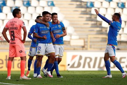 O'Higgins y Audax buscan mantenerse en la cima del torneo chileno de fútbol