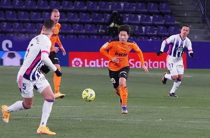El Valencia confía en el ?efecto Voro? en duelo por salvación con Valladolid