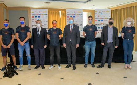 Andalucía, punto de partida para los paralímpicos españoles
